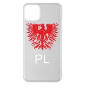 Etui na iPhone 11 Pro Max Polski orzeł
