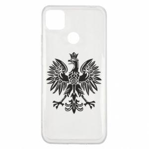 Xiaomi Redmi 9c Case Polish eagle