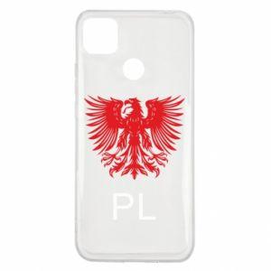 Etui na Xiaomi Redmi 9c Polski orzeł