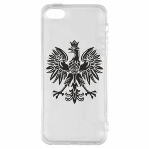 Etui na iPhone 5/5S/SE Polski orzeł - PrintSalon