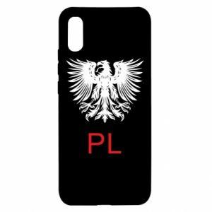 Etui na Xiaomi Redmi 9a Polski orzeł