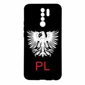 Etui na Xiaomi Redmi 9 Polski orzeł