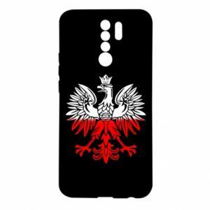 Xiaomi Redmi 9 Case Polski orzeł