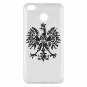 Xiaomi Redmi 4X Case Polish eagle