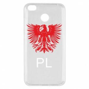 Etui na Xiaomi Redmi 4X Polski orzeł