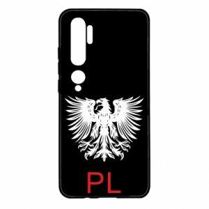 Etui na Xiaomi Mi Note 10 Polski orzeł
