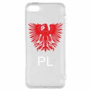 iPhone 5/5S/SE Case Polski orzeł