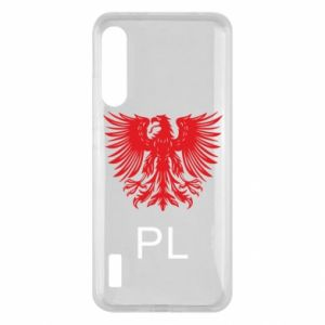 Etui na Xiaomi Mi A3 Polski orzeł