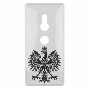 Sony Xperia XZ2 Case Polish eagle