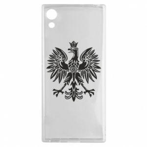 Sony Xperia XA1 Case Polish eagle
