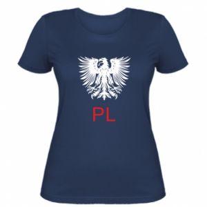 Women's t-shirt Polski orzeł