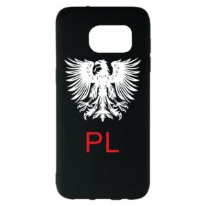 Etui na Samsung S7 EDGE Polski orzeł