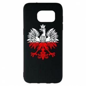 Samsung S7 EDGE Case Polski orzeł