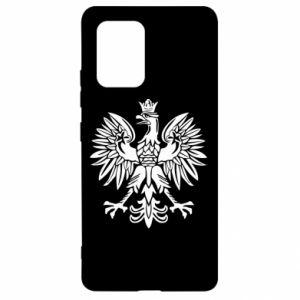 Samsung S10 Lite Case Polish eagle