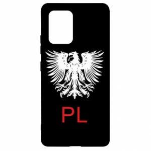 Etui na Samsung S10 Lite Polski orzeł