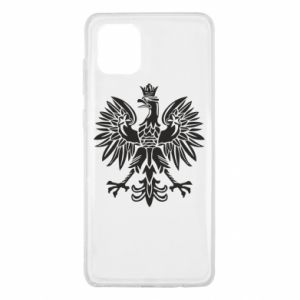 Samsung Note 10 Lite Case Polish eagle