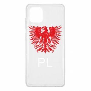 Etui na Samsung Note 10 Lite Polski orzeł