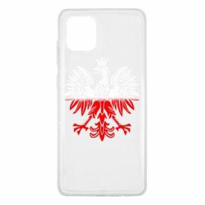 Samsung Note 10 Lite Case Polski orzeł