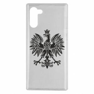 Samsung Note 10 Case Polish eagle