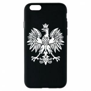 Etui na iPhone 6/6S Polski orzeł - PrintSalon