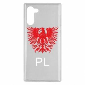 Etui na Samsung Note 10 Polski orzeł