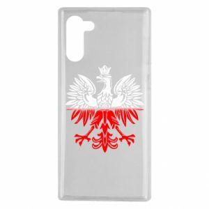 Samsung Note 10 Case Polski orzeł