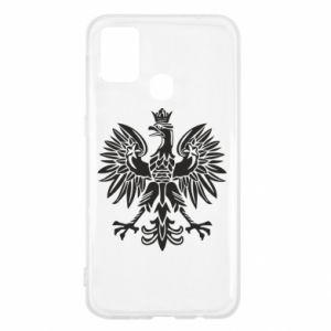 Samsung M31 Case Polish eagle