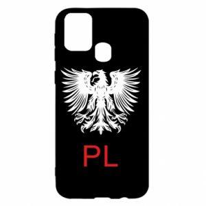 Etui na Samsung M31 Polski orzeł