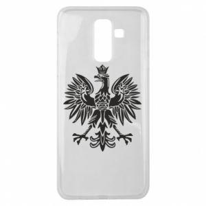 Samsung J8 2018 Case Polish eagle