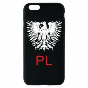 iPhone 6/6S Case Polski orzeł