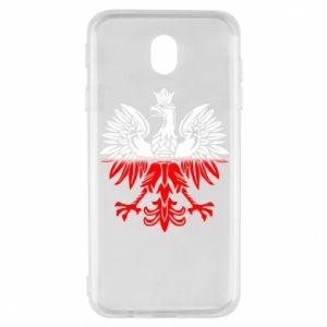 Samsung J7 2017 Case Polski orzeł