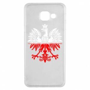 Samsung A3 2016 Case Polski orzeł