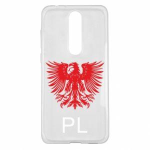 Etui na Nokia 5.1 Plus Polski orzeł