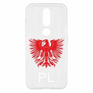 Etui na Nokia 4.2 Polski orzeł