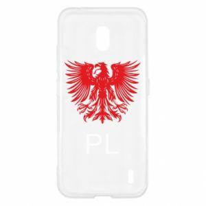 Nokia 2.2 Case Polski orzeł