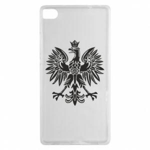 Huawei P8 Case Polish eagle