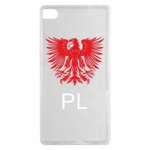 Etui na Huawei P8 Polski orzeł