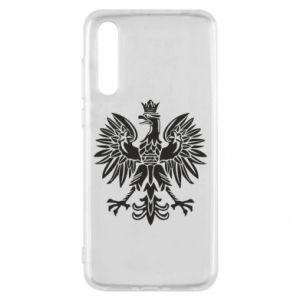 Huawei P20 Pro Case Polish eagle