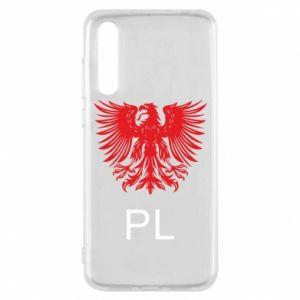 Etui na Huawei P20 Pro Polski orzeł