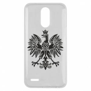 Lg K10 2017 Case Polish eagle