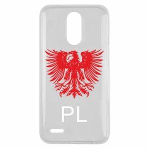Etui na Lg K10 2017 Polski orzeł