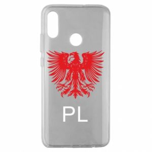 Etui na Huawei Honor 10 Lite Polski orzeł