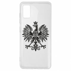 Samsung A41 Case Polish eagle