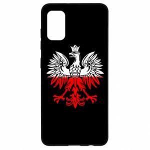 Samsung A41 Case Polski orzeł