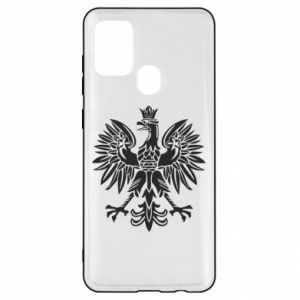Samsung A21s Case Polish eagle