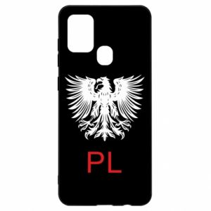 Etui na Samsung A21s Polski orzeł