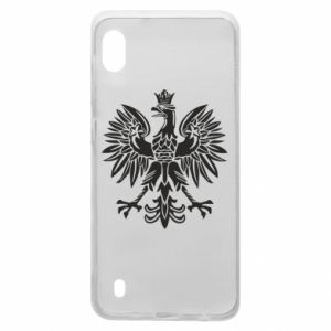 Samsung A10 Case Polish eagle