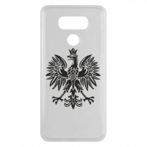 LG G6 Case Polish eagle
