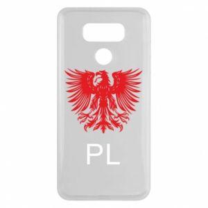 Etui na LG G6 Polski orzeł