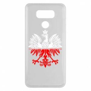LG G6 Case Polski orzeł
